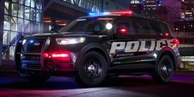 New 2020 Ford Police Interceptor Utility