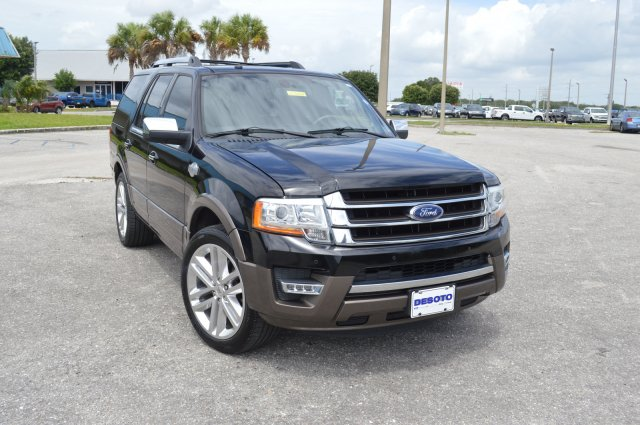 Pre-Owned 2016 Ford Expedition King Ranch