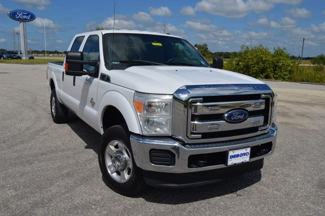 2016 Ford F250 >> Pre Owned 2016 Ford Super Duty F 250 Srw Xlt 4wd