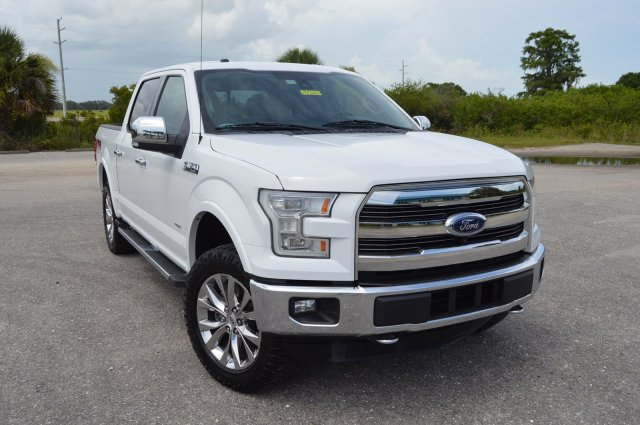 2016 Ford F 150 Release Date >> Pre Owned 2016 Ford F 150 Lariat 4wd