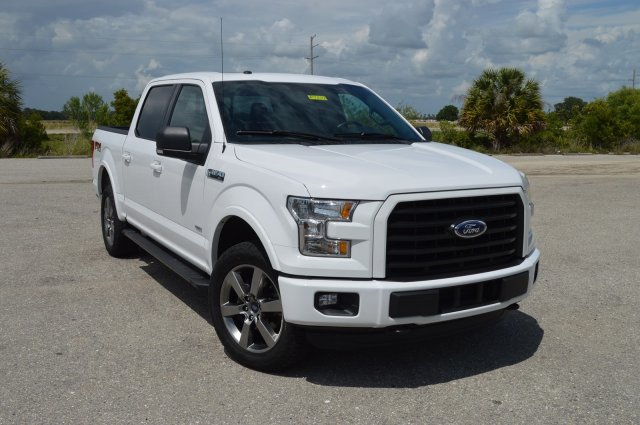 Pre Owned 2016 Ford F 150 Xlt Crew Cab Pickup In Arcadia P7314