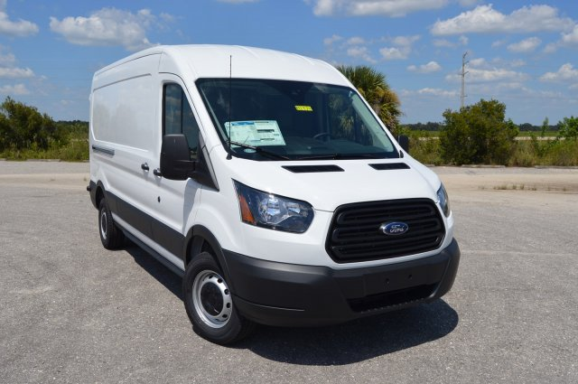 New 2019 Ford Transit Van