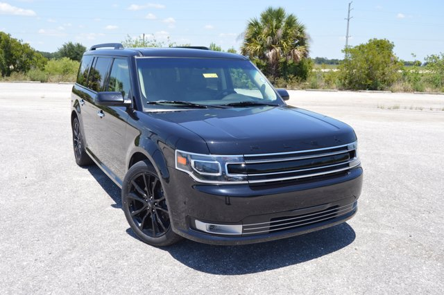 Pre-Owned 2019 Ford Flex Limited EcoBoost