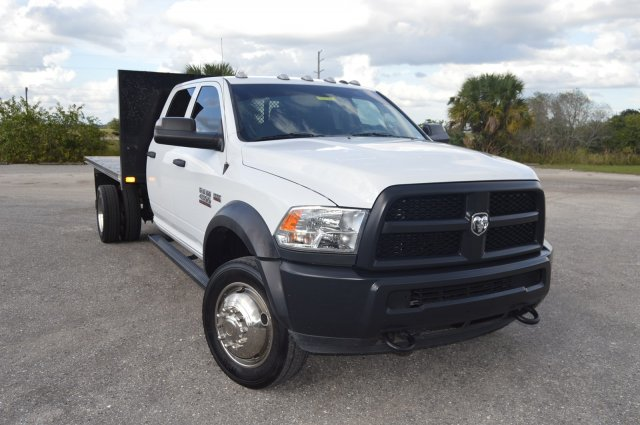 Pre-Owned 2018 Ram 4500 Chassis Cab Tradesman
