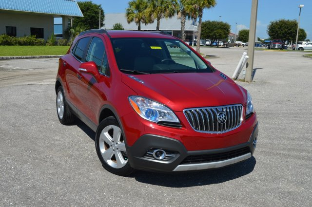 Pre Owned 2016 Buick Encore Leather Sport Utility In Arcadia