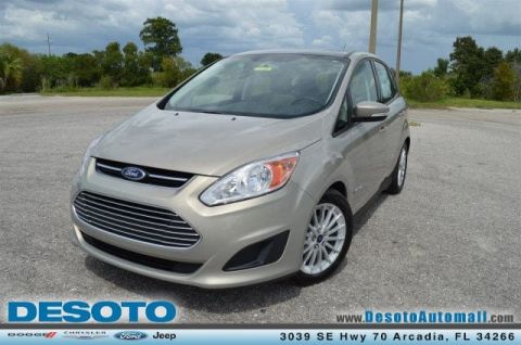 Pre-Owned 2015 Ford C-Max Hybrid SE