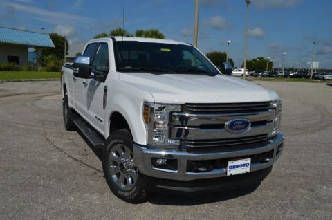 New 2018 Ford Super Duty F-250 SRW Lariat