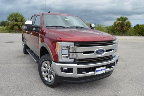 New 2019 Ford Super Duty F-250 SRW King Ranch