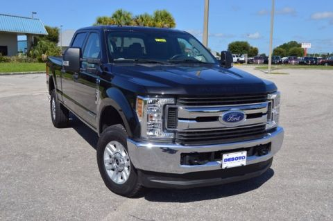 Pre-Owned 2019 Ford Super Duty F-250 SRW XLT