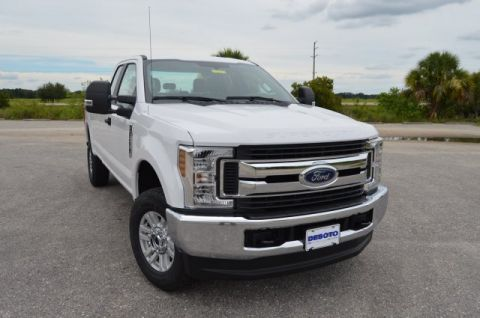 New 2019 Ford Super Duty F-250 SRW STX