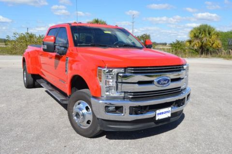 Pre-Owned 2018 Ford Super Duty F-350 DRW Lariat