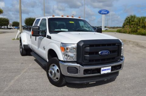 Pre-Owned 2016 Ford Super Duty F-350 DRW XL